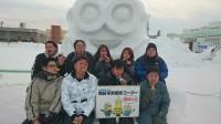 北見冬まつり 雪像写真撮影(2日目) (5)