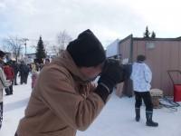 北見冬まつり 雪像写真撮影(2日目) (3)