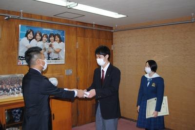 ~令和2年度北海道青少年顕彰贈呈式~